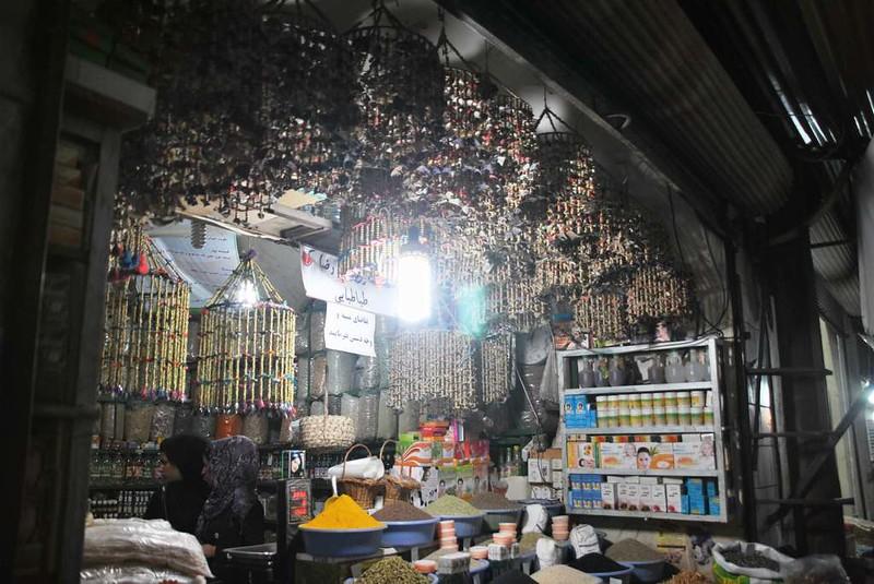 220 tienda en el bazar de Kerman (62)