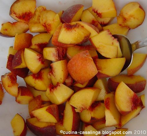 Pfirsiche klein