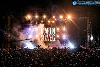 Martin Solveig @ Zouk Out 2013