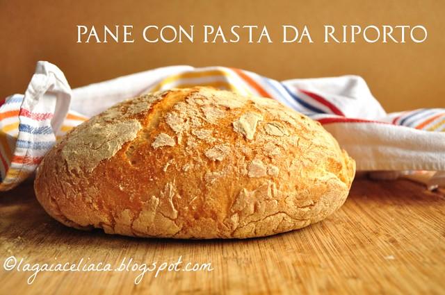 pane con pasta di riporto