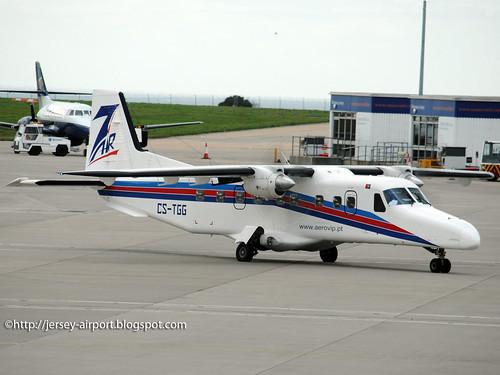CS-TGG Dornier 228-202K by Jersey Airport Photography
