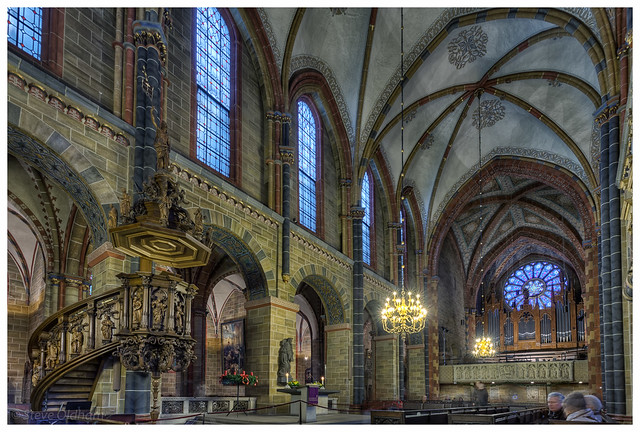 Bremen cathedral interior and organ flickr photo sharing - Inside mobel bremen ...