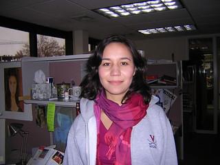 Nadia Bouhdili