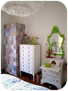 decoupage patchwork