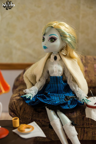 Monster High Lagoona Blue 1st wave
