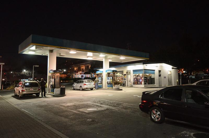 Benzinai in sciopero