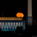 Moonrise, Lincoln Memorial by law_kid
