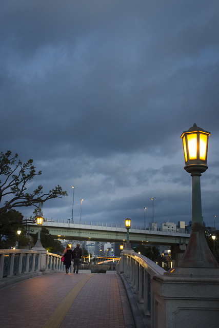 Barazono bridge(バラ園橋)