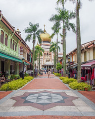 Heritage Trail Shoot Out - Baghdad Street at Kampong Glam