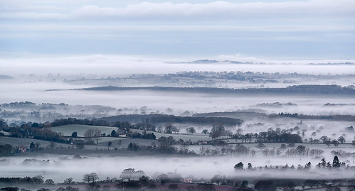 Layers of Mist