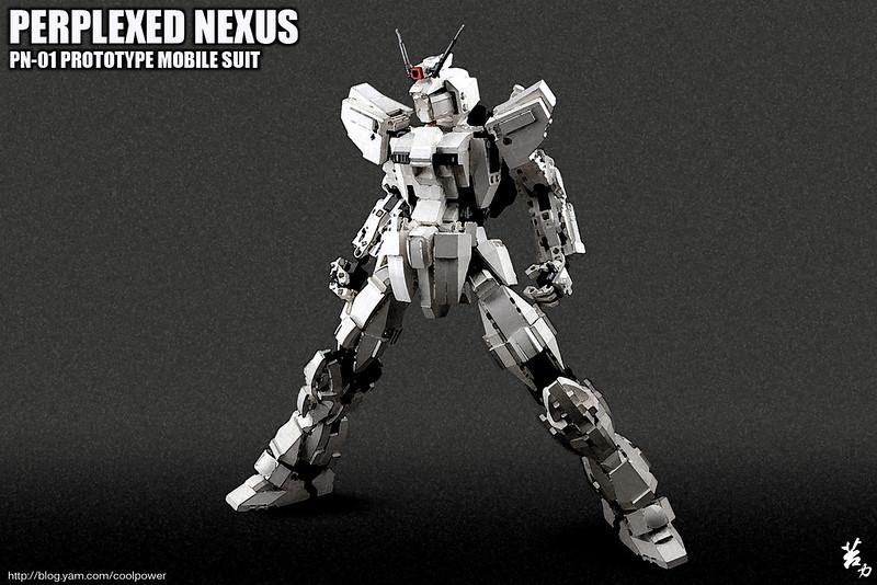 0001 LEGO GUNDUM TYPE-PN-01