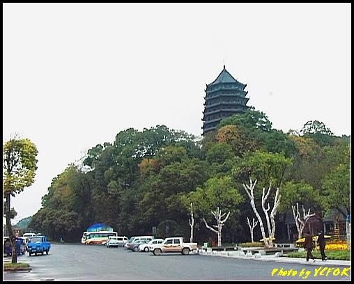 杭州 錢塘江 - 002 (六和塔)