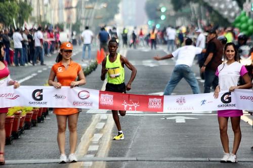 Julius Keter - Medio Maratón de Guadalajara 2014