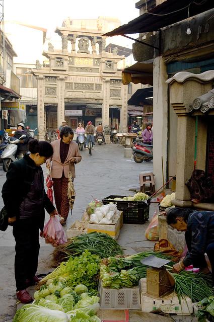 KMI04 Morning market - Kinmen - Taiwan