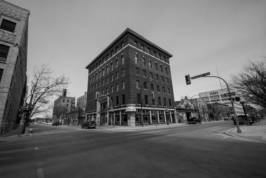 Traveller's Building