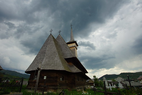 Our first wooden church of Maramures