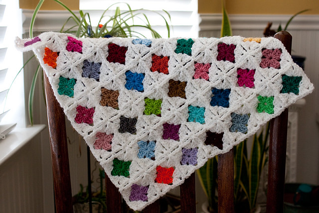Continuous Join Crochet