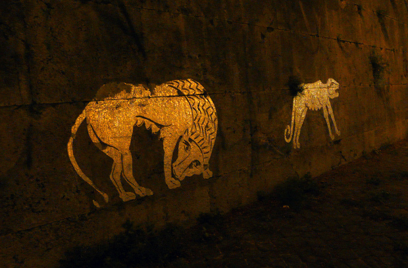 Tevere wolfs