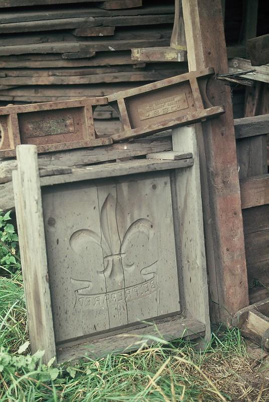 Brick Moulds, Crowle Brickworks