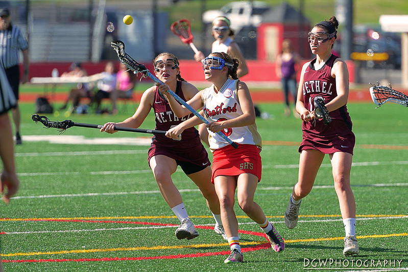 Stratford High vs. Bethel Girls Lacrosse