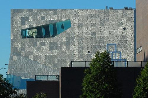 Walker Art Center from the Sculpture Garden