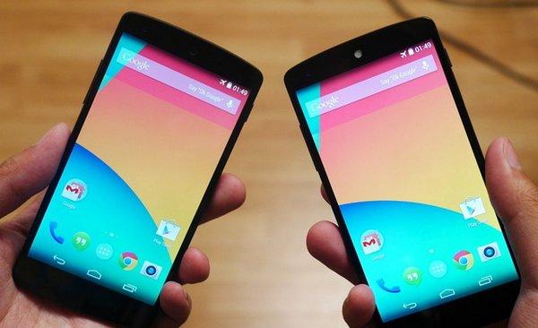 Дата выхода LG Nexus 6