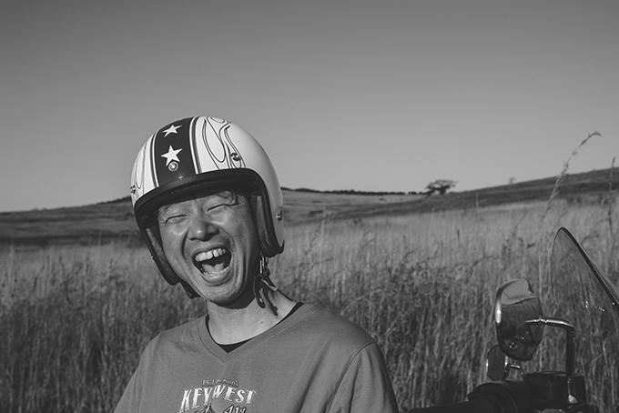 Harley Davidson Desmond Louw South Africa 0254