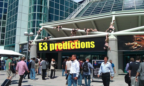 E3 predictions