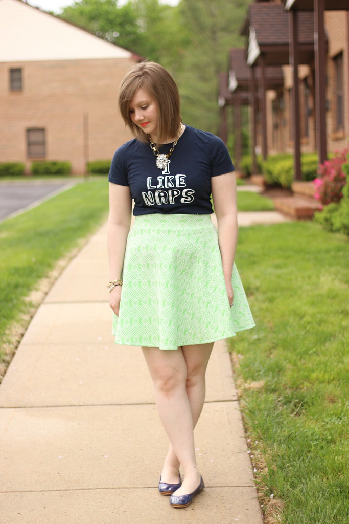 birthday skirt 1