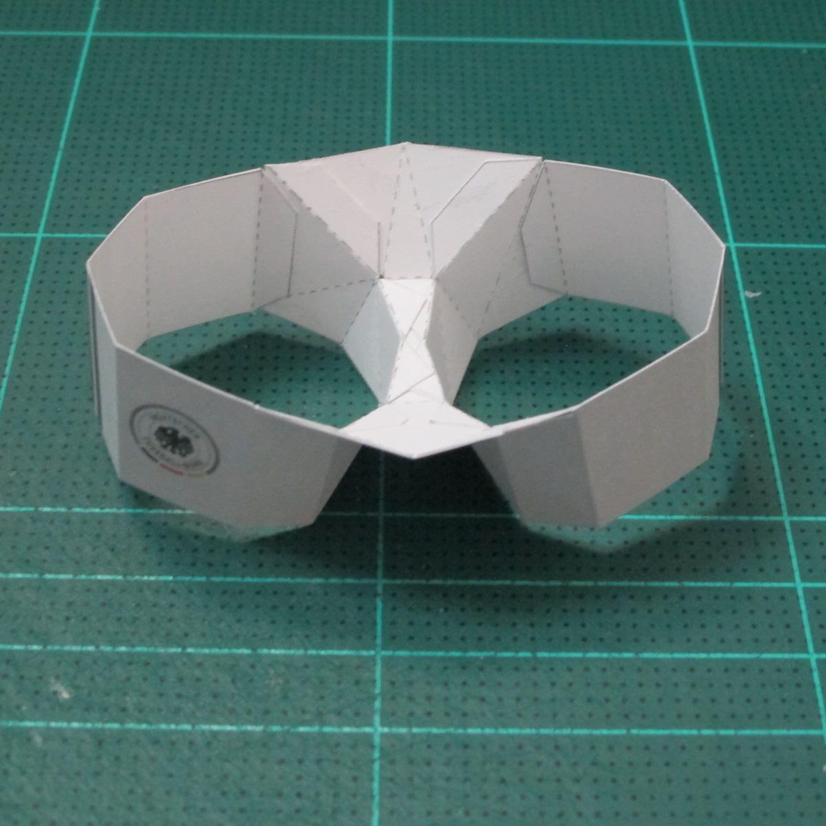 วิธีทำชุดนักบอลฟุตบอลโลก 2014 ทีมเยอร์มันสำหรับโมเดลหมีบราวน์ (FIFA World Cup  Soccer  Germany  Jersey Papercraft Model) 011