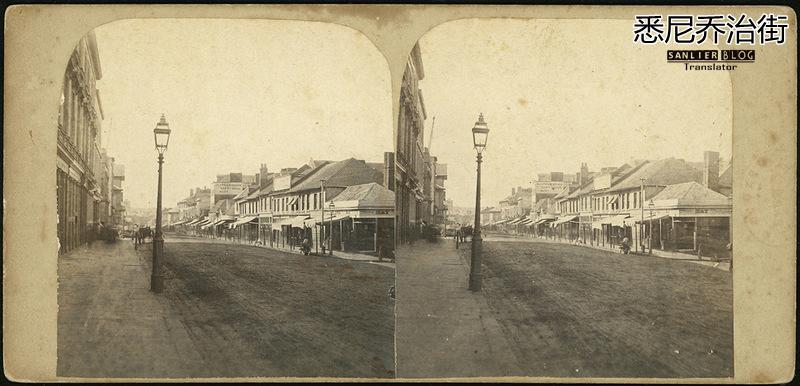 1860年美洲大洋洲城市10