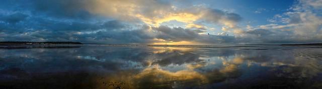 reflective panorama