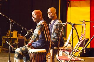 Kouame & Raymond Sereba