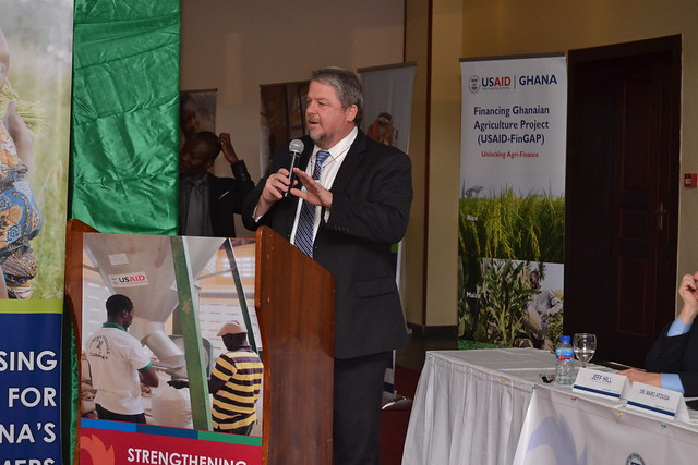 USAID Ghana Partners Meeting, March 2014-Welcome Address