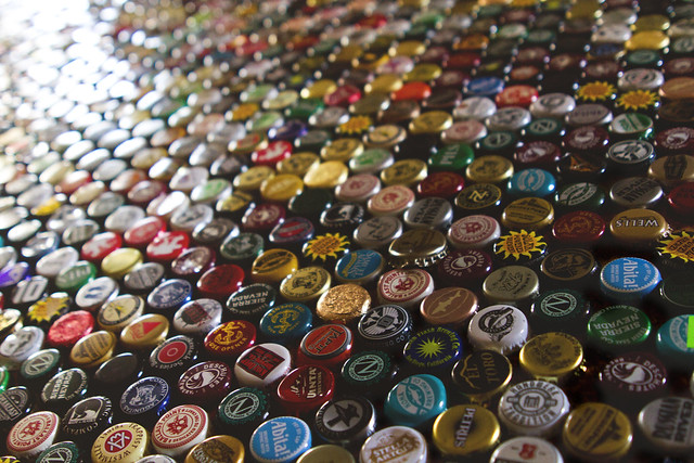 beer bottle caps 2011-2015 (2016)