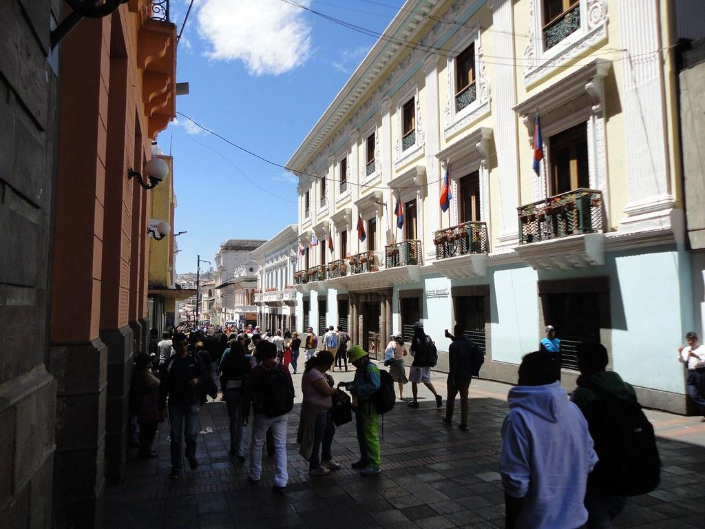 Centro Histórico de Quito 2.