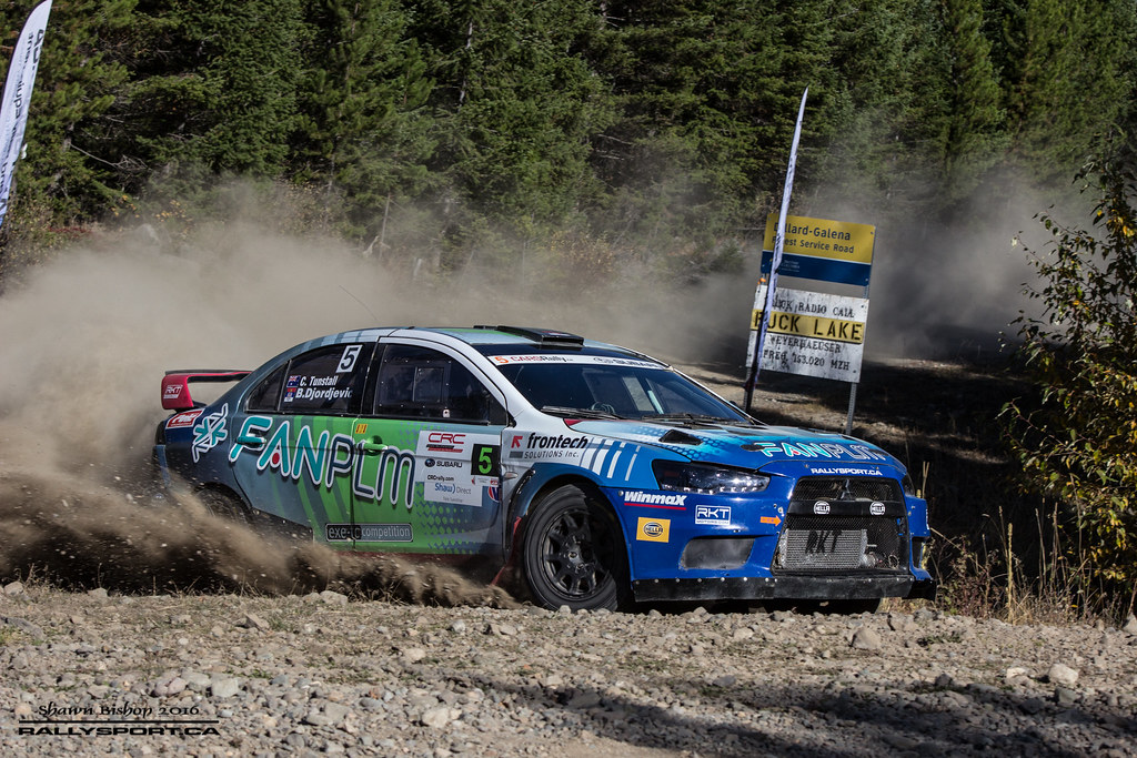 Photos: Pacific Forest Rally