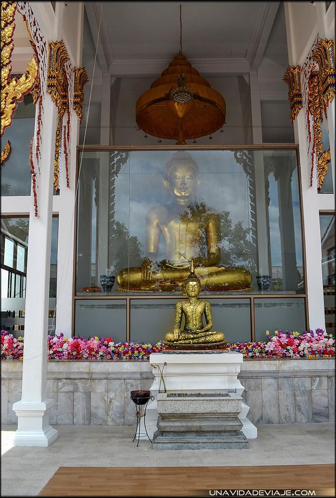 Tailandia Bangkok klong