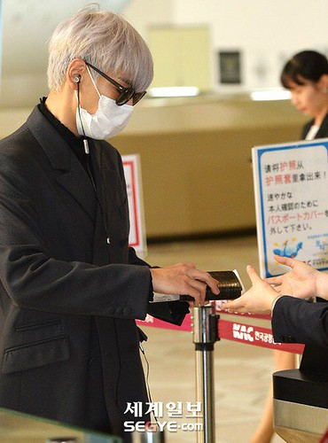 TOP Departure Seoul to Tokyo 2016-11-03 (19)