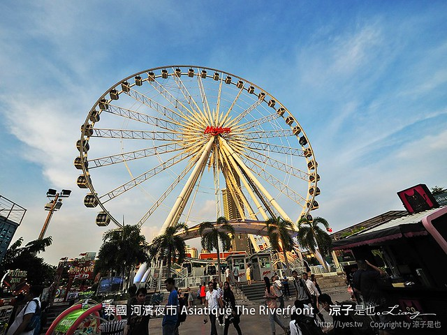 泰國 河濱夜市 Asiatique The Riverfront 79
