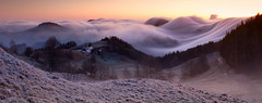 Waves Of Fog