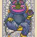 My Pet Monster by drewmillward