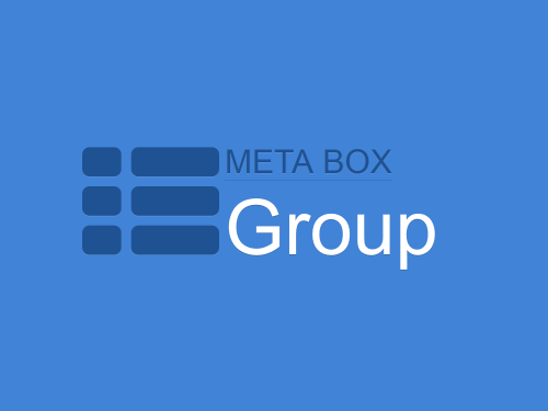 Meta Box Group v1.0.7 - WordPress Plugin