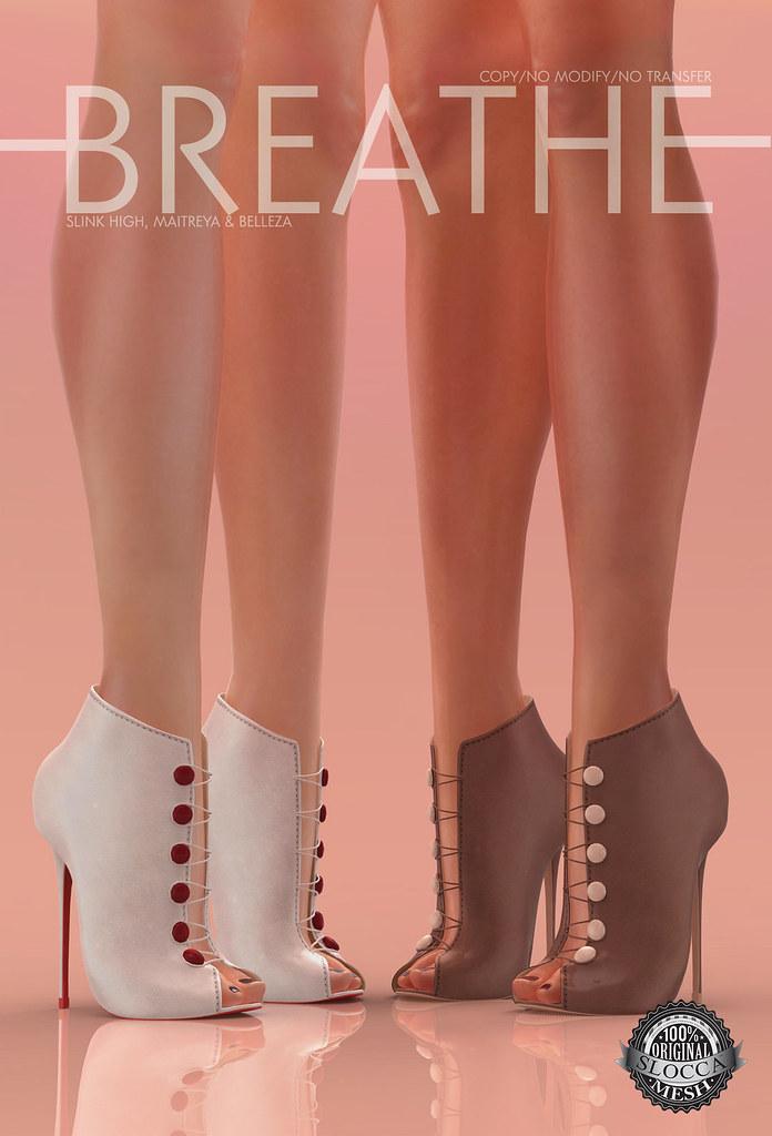 [BREATHE]-Taylor Heels@Cosmopolitan