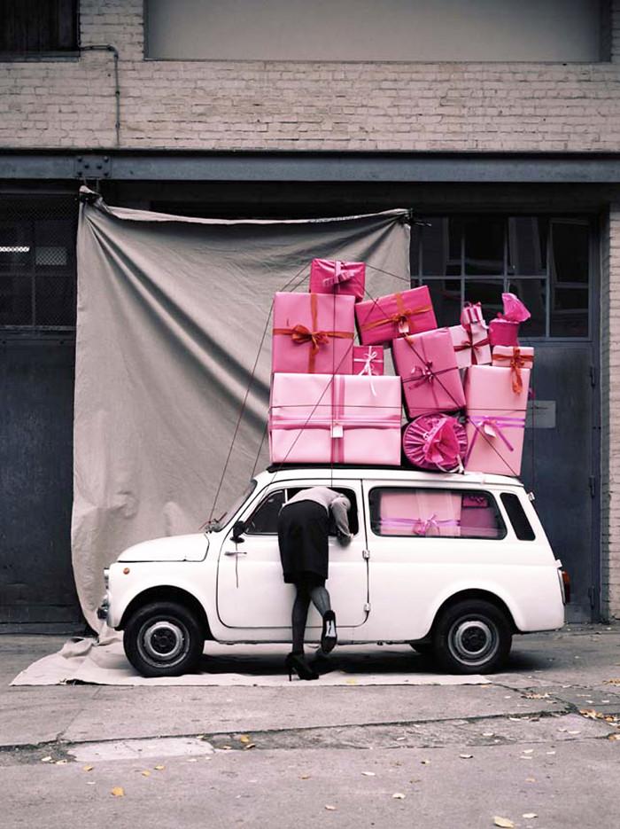 Navidad rosa 2