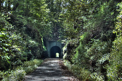 Illinois Tunnel State Trail 2016