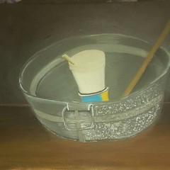 #thebrushbucket #paintingclass #one more painting. I got a whole lot more to go.....#Memphismua  #MemphisArtist #LOC