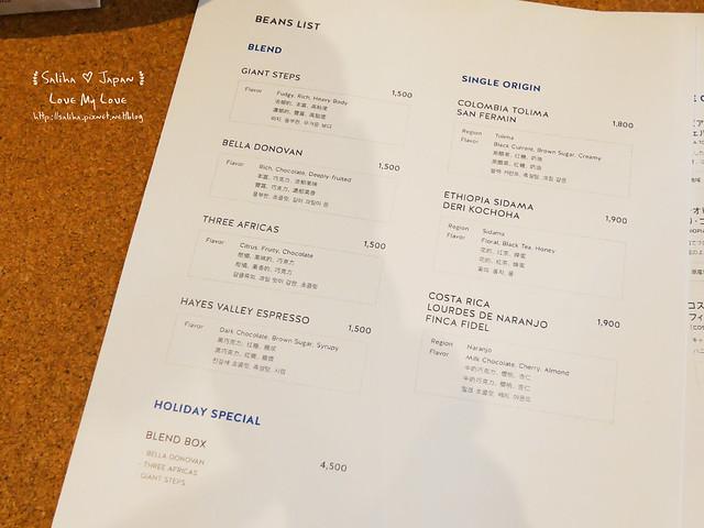 日本東京表參道必喝藍瓶咖啡Blue Bottle Coffee手沖咖啡 (20)