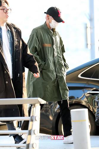 BIGBANG departure Seoul to Nagoya 2016-12-02 (13)