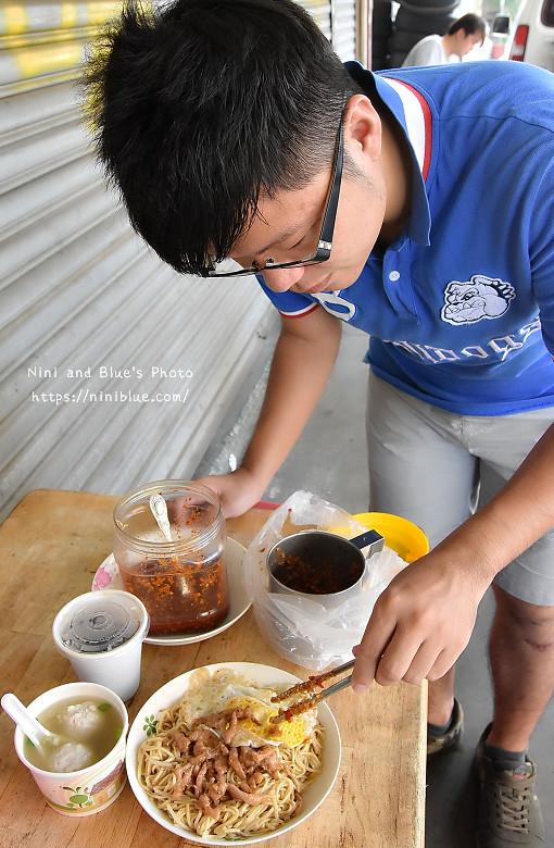 寧夏路炒麵早餐車13